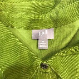 J. JILL Button Down Shirt
